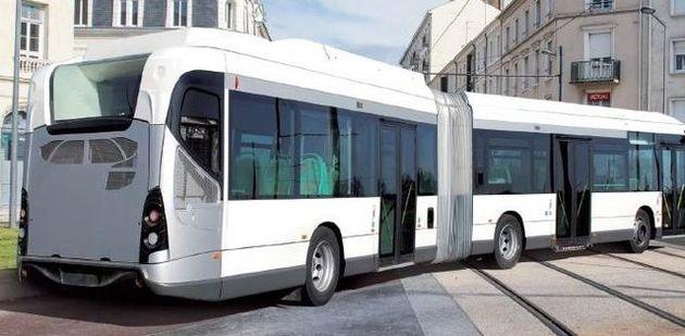 اتوبوس های برقی روانه خیابان های تروندهایم نروژ می شوند