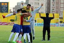 نتایج روز اول هفته پانزدهم لیگ برتر فوتبال