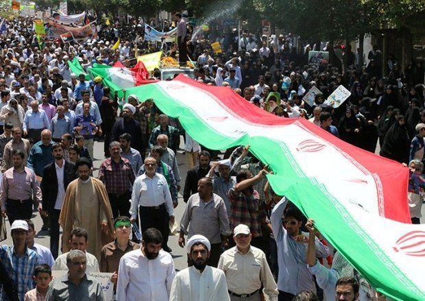 راهپیمایی روز قدس در ۴۰ نقطه استان گلستان برگزار می شود