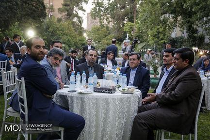 جشن آزادی موصل در سفارت عراق در تهران