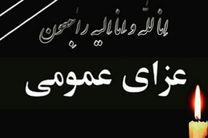 پنجشنبه عزای عمومی در استان فارس اعلام شد