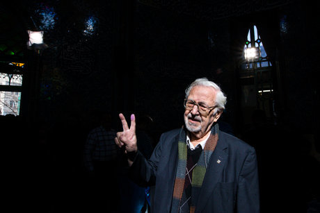 پیکر ابراهیم یزدی امشب به تهران منتقل می شود