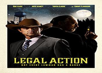 دانلود زیرنویس فارسی فیلم Legal Action 2018