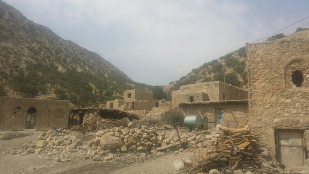 روستایی که با تمام منابع طبیعیاش خالی از سکنه شد / سپری روزگار در سایه بیتوجهی مسوولان