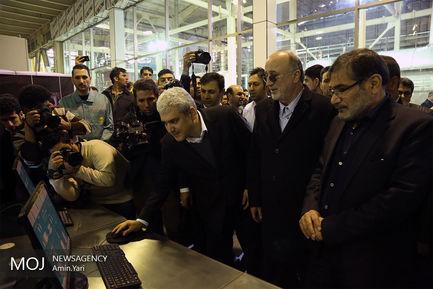 افتتاح فاز دوم پالایشگاه غلات و تصفیه خانه مدرن صنعتی