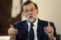 راخوی خواهان اعلام موضع صریح رهبر کاتالونیا درباره استقلال این منطقه شد