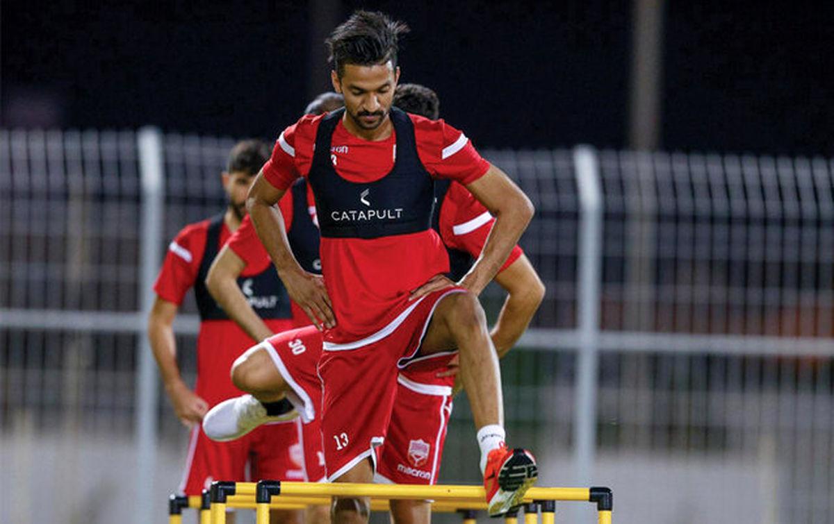وضعیت تیم ملی بحرین قبل از رویارویی با ایران