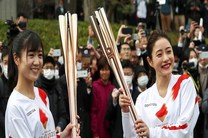 تشویق تماشاگران المپیک در زمان حمل مشعل ممنوع شد