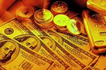دلار ۳۵۱۶ تومان / طلا ارزان شد