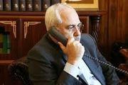 گفتگوی تلفنی وزرای امور خارجه ایران و اوکراین