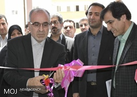 افتتاح پروژه ۱۸ واحدی مسکن مددجویان بهزیستی خرم آباد