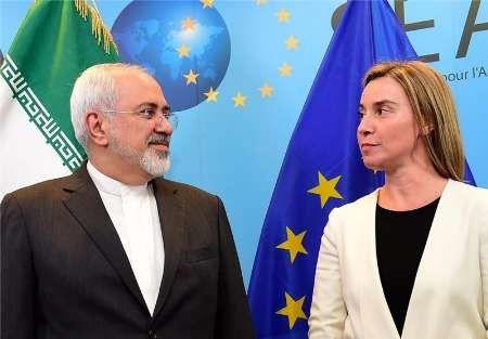 ظریف با موگرینی در حاشیه اجلاس اسلو دیدار می کند