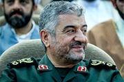 سرلشکر جعفری به فرمانده کل ارتش تبریک گفت