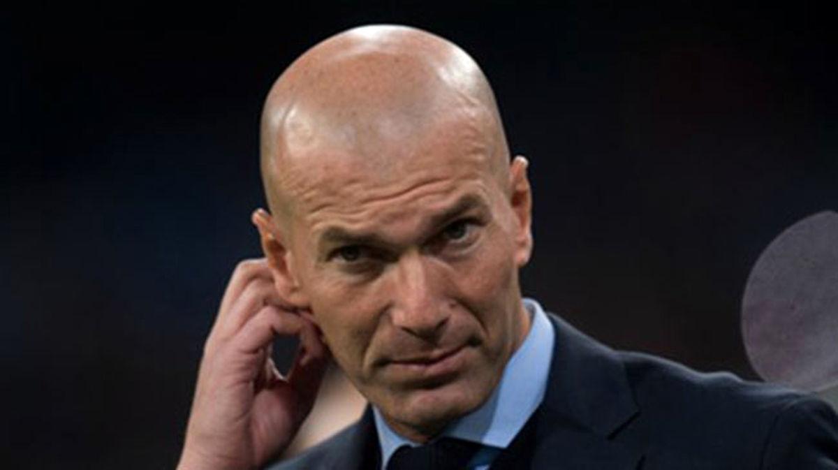 احتمال اخراج زیدان از رئال مادرید