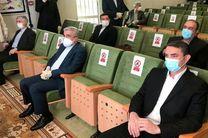 آغاز پروژه آبرسانی به شهر جدید امیرکبیر با حضور اردکانیان