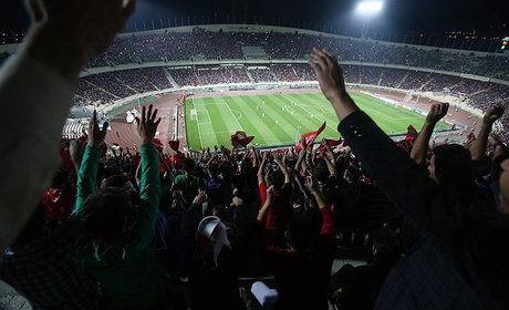 لغو پخش بازی ایران و اسپانیا در ورزشگاه آزادی