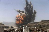 انفجار شدید در یک پایگاه نظامی وابسته به ائتلاف سعودی در یمن