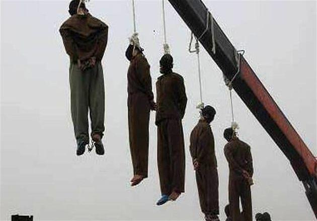 ۳ تروریست در خوزستان به دار مجازات آویخته شدند