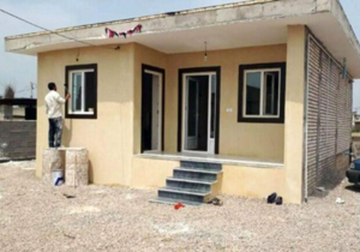 بهسازی و عایق بندی بام مسکن ۲۲۴ خانوارتحت پوشش کمیته امداد در اصفهان