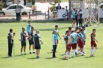 اسامی بازیکنان دعوت شده به تیم ملی امید