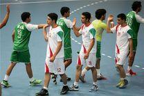 تیم هندبال نوجوانان برابر تیم باشگاهی تونس به تساوی رسید