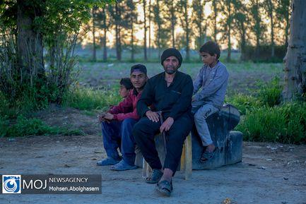 حاشیه نشینی در اطراف تهران