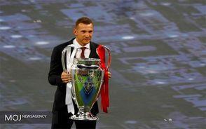 فینال فوتبال لیگ قهرمانان اروپا بین تیم های رئال مادرید و لیورپول