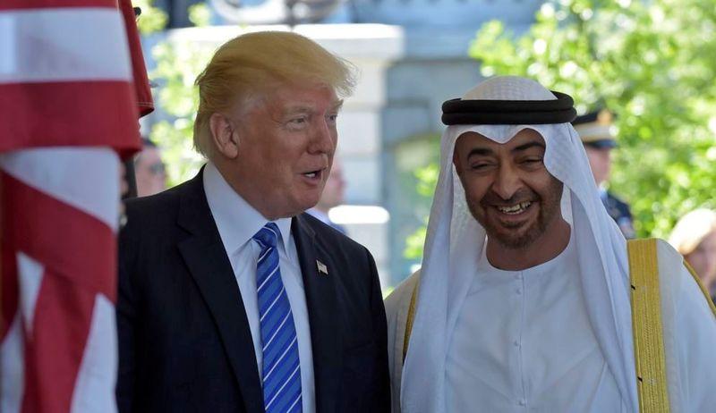 تاکید بر وحدت شورای همکاری خلیجفارس؛ محور تماس تلفنی رهبران آمریکا و امارات