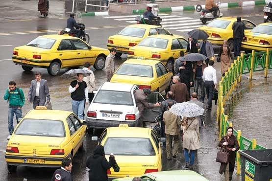 کرایه تاکسی کرمانشاه در سال ۹۸ با توجه به میزان تورم اعمال خواهد شد