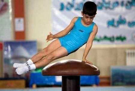 موفقیت ژیمناست کاران کرمانشاه در مسابقات کشوری