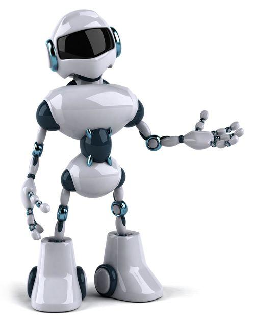 ربات سلفی گیر ساخته شد