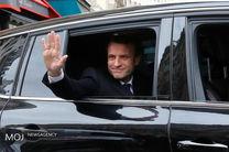 ماکرون نگران مذاکرات فرانسه و روسیه است