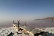 تراز آبی دریاچه ارومیه افزایش یافت