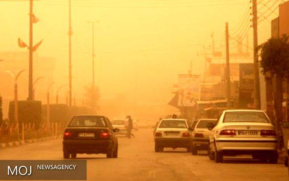 گرد و غبار اواسط هفته آینده مهمان ناخوانده مردم کرمانشاه