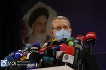 لاریجانی، آیت الله رئیسی را دعوت به مناظره کرد