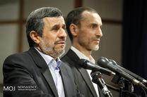 بقای سیاسی احمدی نژاد و باند همراهش با یک اشاره مقام معظم رهبری به پایان می رسد/نامه احمدینژاد، یک بیانیه موهن سیاسی است