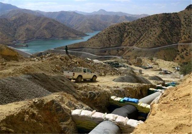 انتقال آب حوزه قزل اوزن به اردبیل نیازمند تخصیص ۸۰۰ میلیارد تومان اعتبار است