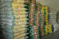 توزیع کانتینرهای برنج هندی کشفشده در هرمزگان