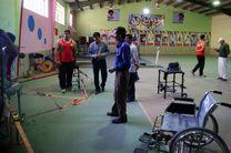 آغاز اردوی پارالمپیک دو و میدانی در خرم آباد