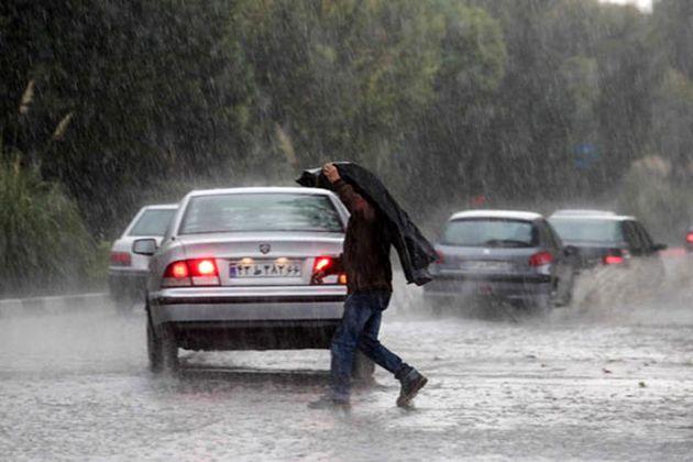 هشدار سازمان هواشناسی نسبت به وقوع سیلاب و وزش باد شدید