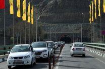 آخرین وضعیت ترافیکی جاده های کشور در سیزدهم فروردین