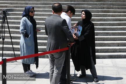 حاشیه جلسه هیات دولت - ۴ اردیبهشت ۱۳۹۸