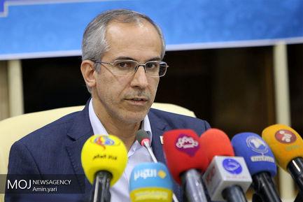 داود باقری معاون امور بین الملل و حقوق بشر دوستانه جمعیت هلال احمر ایران