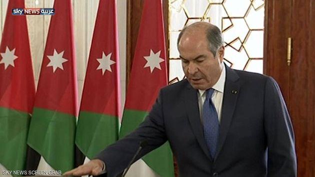 سه وزیر اردنی استعفا کردند