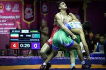 تیم کشتی فرنگی نوجوانان ایران قهرمان آسیا شد