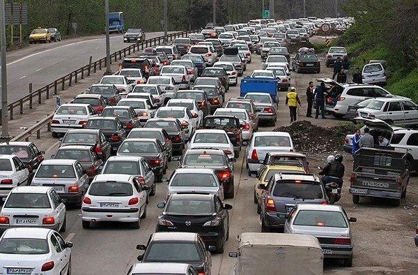 آخرین وضعیت جوی و ترافیکی جادهها در 27 فروردین 97