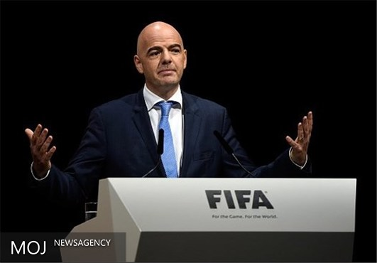 پاسخ رییس فیفا به نامه رییس فدراسیون فوتبال