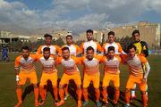تیم فوتبال شهرداری بندرعباس از قافله صعود به لیگ دسته اول جا ماند