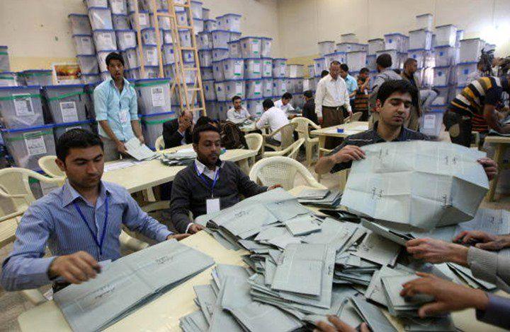 نتایج بازشماری آرای انتخابات پارلمانی عراق اعلام شد