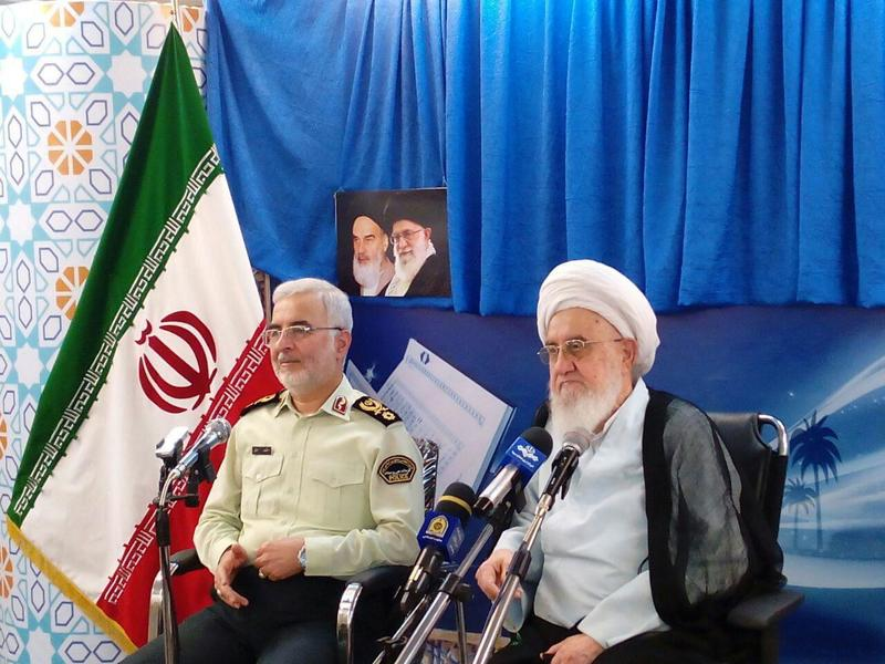 ایران اسلامی از قطب های قدرت در دنیا است